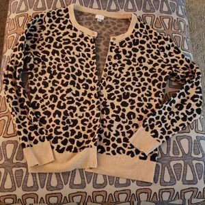 A new day leopard print blouse